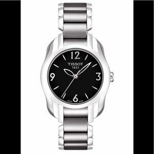 Tissot Women's T-Wave Round Bracelet Watch